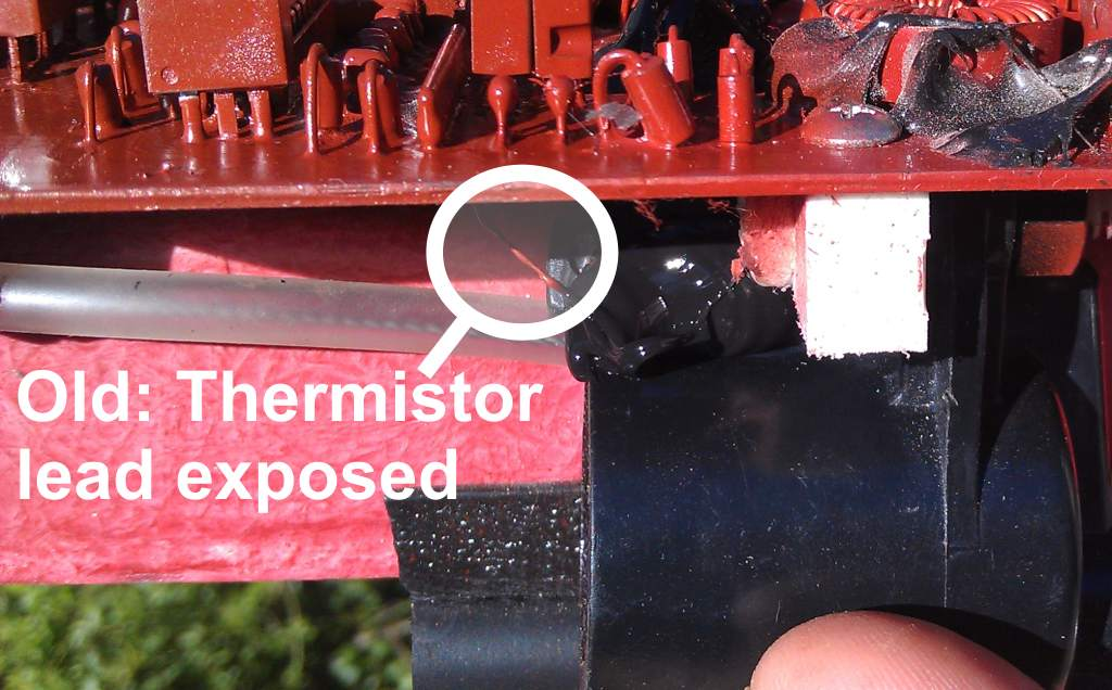 Old Thermistor